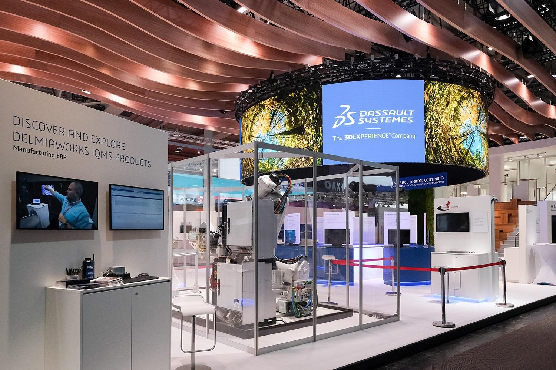 Referenzen_Messe&Roadshow_Dassault_3DExperience_04