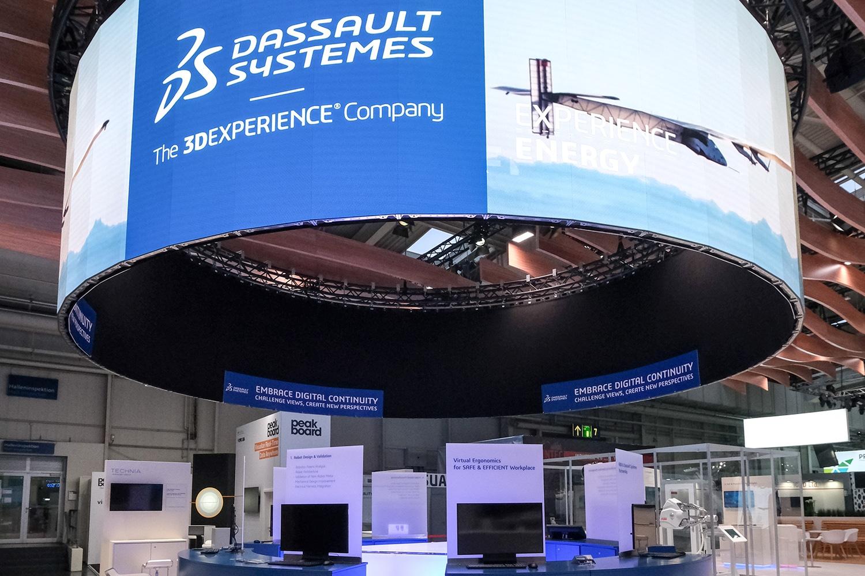 Referenzen_Messe&Roadshow_Dassault_3DExperience_07